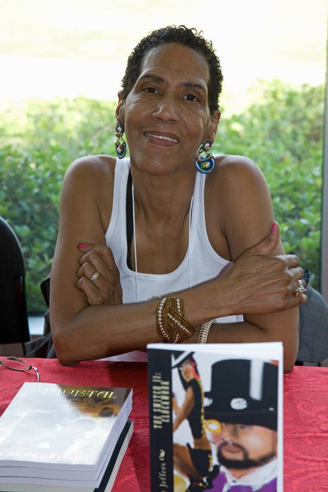Valjeanne Jeffers author pic