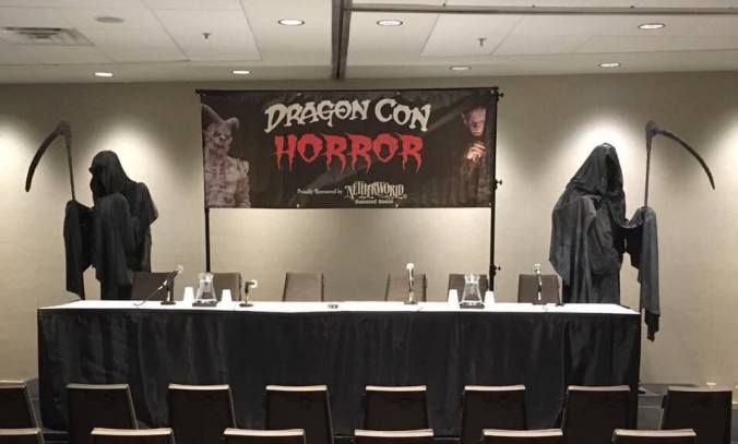 DragonCon Horror Track photo