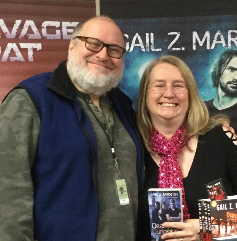 2019 Con-Tagion Gail Z Martin